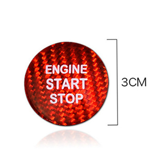 Entry Start Stop Button Igniti