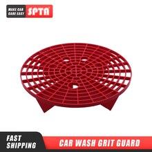 SPTA 23cm/26cm Auto Waschen Reinigung Werkzeug Isolation Net Auto Waschen Grit Wache Auto Schmutz Filter Waschbrett