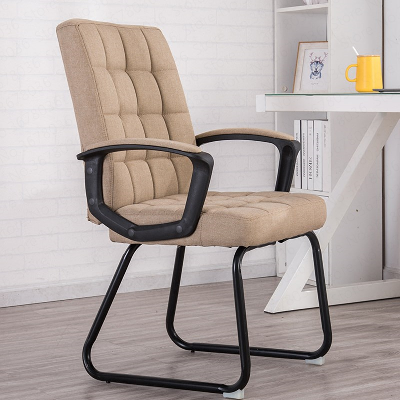 Computer Chair Home Lazy Office Chair Staff Conference Student Dormitory Chair Modern Simple Backrest Chair Bearing 90KG