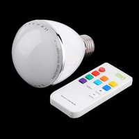 Light Remote Controll Smart LED Bulb 7 Colors Magic Light Lamps