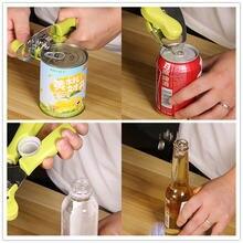 Консервный нож открывалки для бутылок/пива/напитков 4 в 1 штопор