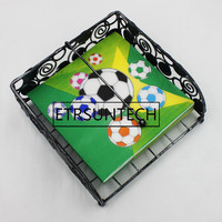 100sets 20pcs/set football napkins football theme party supplies kids birthday party decoration for soccer fans