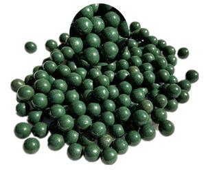 500pcs/1000pcs 9MM Slingshot Beads Bearing Mud Balls Beads For Hunting Slingshot Ammo Tactical CS Wargame Balls Accessories