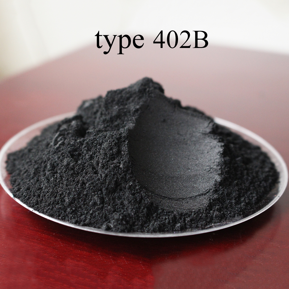 Black Pigment Powder Dye Ceramic Powder Coating For Automotive Arts Crafts Eyes Nails Soap Coloring 50g Vantablack Mica Powder