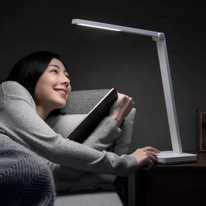 Image 5 - Lampa stołowa Xiaomi Mijia Lite inteligentna lampa biurkowa Mi LED ochrona oczu 4000K 500 lumenów ściemnianie przenośne składane światło nocne