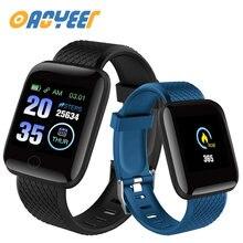 D13 montres intelligentes fréquence cardiaque 116 Plus Smart touch montre bracelet sport montres bracelet intelligent hommes femmes IP67 étanche Smartwatch smart watches Support français ,2 ans de garantie