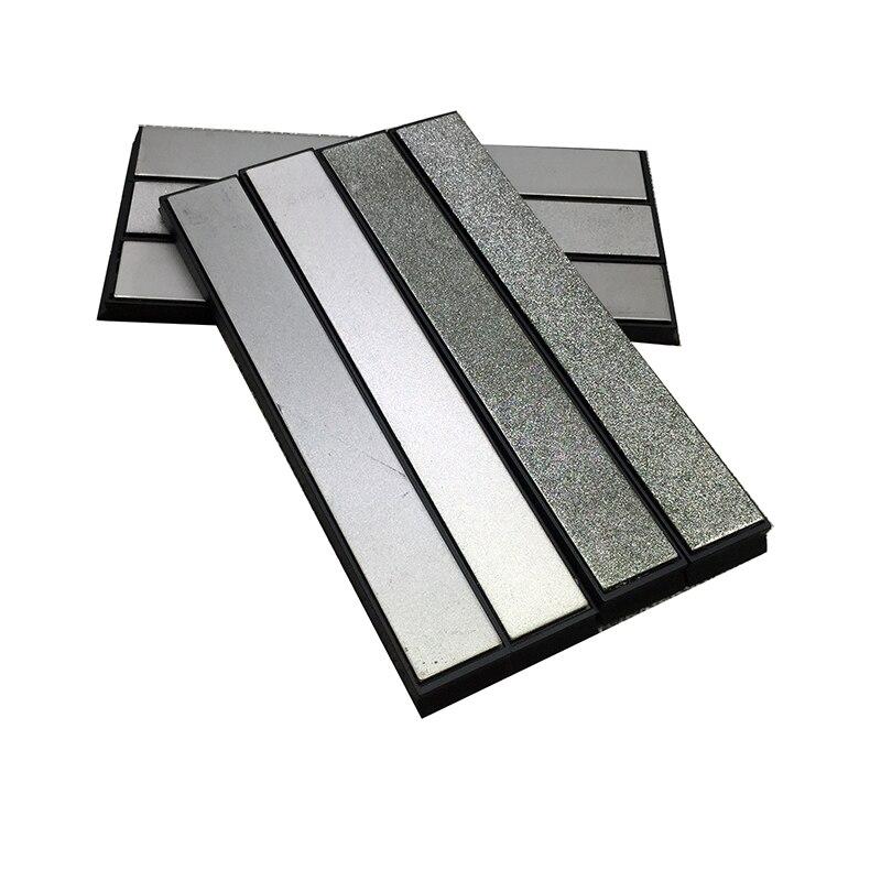 2000 #3000 グリット固定角度ナイフシャープナーシャープ石ダイヤモンド砥石オイル石ホーニング石 -