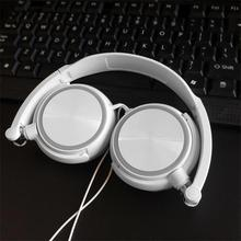 Wired Computer Headset with Microphone Heavy Bass Game Karaoke Voice Headset GK8899