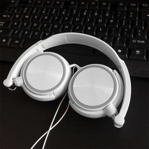 Image 1 - Wired Computer Headset with Microphone Heavy Bass Game Karaoke Voice Headset GK8899