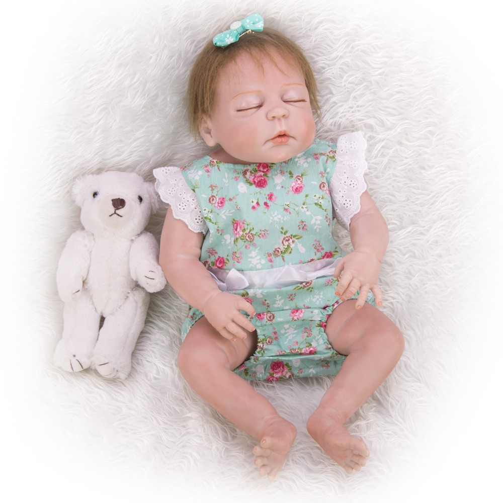 BeBe mädchen Rebron puppe echt baby haut silikon reborn baby puppe für junge kinder spielzeug überraschung kinder tag geschenk reborn boncas BJD