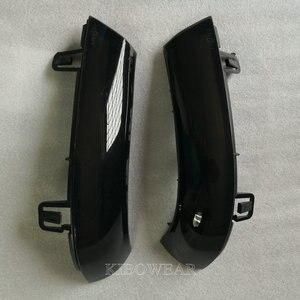 Светодиодный динамический мигающий указатель поворота для Volkswagen GOLF 5 GTI plus MK5 Jetta Passat B6 B5.5 вариант EOS Sharan для VW светильник со стрелкой