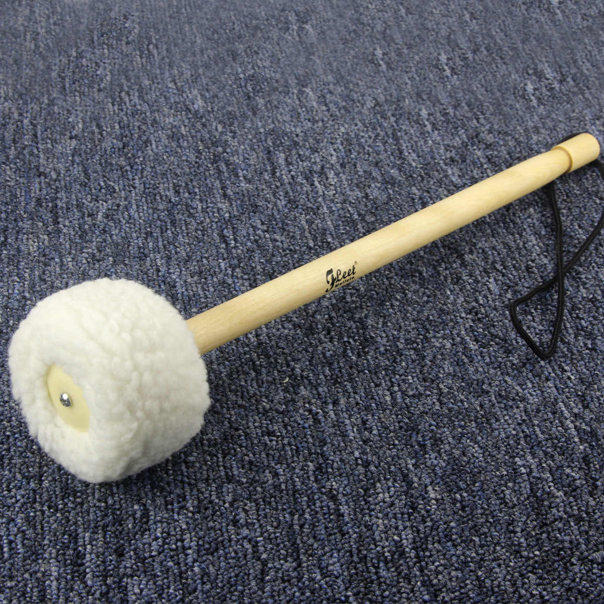 Gefilzte Holz  Mallet tibetische Klangschale Gong großes Werkzeug