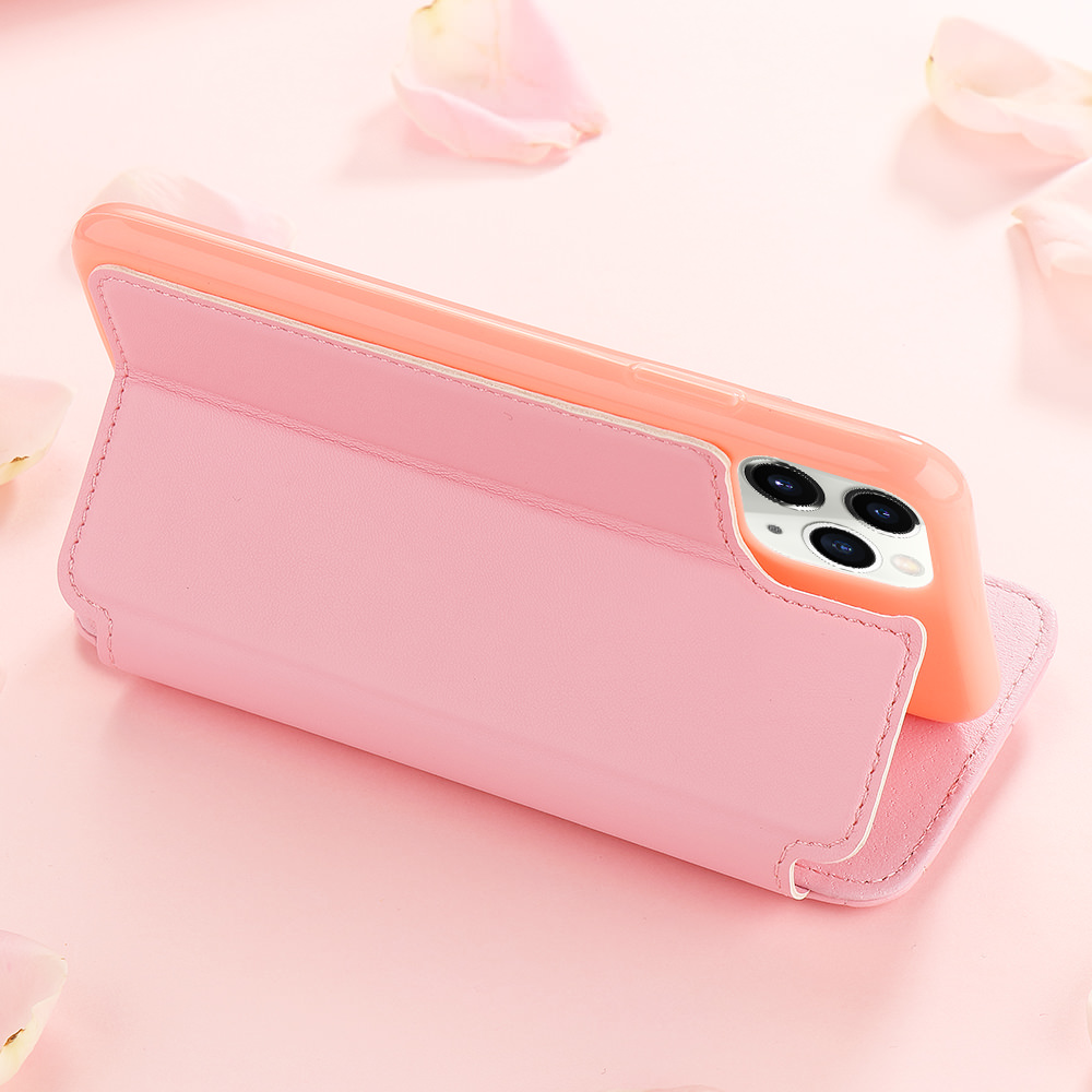 Pepmune Luxury Wallet Flip Phone Case For iPhone 11 Pro Max X Xr Xs Girl Cute
