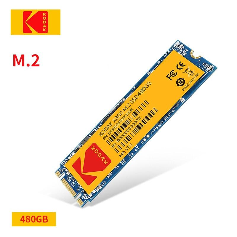 Kodak M.2 Ssd M2 250gb PCIe NVME 500GB 1TB Solid State Drive 2280 Internal Hard Disk Hdd For Laptop Desktop PC Disk