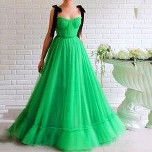 Uzn Новое поступление зеленый платье трапециевидной формы в