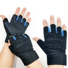 Тактические Спортивные фитнес тяжелая атлетика спортивные перчатки для тренировок фитнес бодибилдинг тренировки наручные обертывания упражнения перчатки для мужчин и женщин