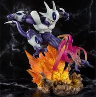 25cm Dragon Ball Cooler Coora Son Goku Action figure toys doll Christmas gift with box