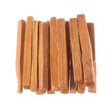 50g/Bag Natural Sandalwood Chips Small Logs of Sticks Wood Incense Sticks Irregular Resin