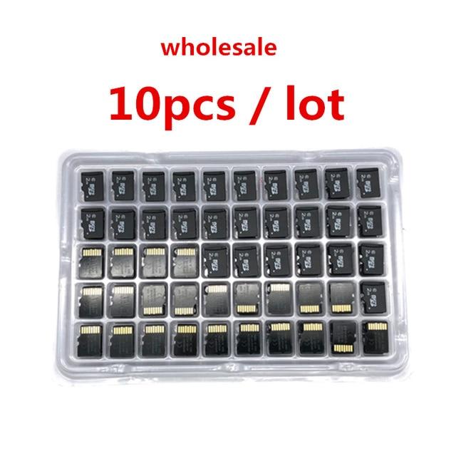 Promozione!!!10 pz/lotto 64MB 128MB 256MB 512MB 1GB 2GB 4GB 8GB micro card TF Card Micro Memory Card, alta qualità!!!