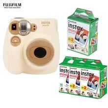 후지 필름 인스 팩스 미니 필름 카메라 Mini7c 미니 7C 인스턴트 카메라 Instax mini8 mini9 생일 크리스마스 신년 선물보다 저렴