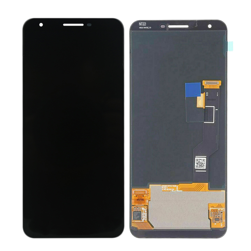 For <font><b>Google</b></font> <font><b>Pixel</b></font> 3A <font><b>XL</b></font> <font><b>LCD</b></font> Display With Touch Panel <font><b>Screen</b></font> Digitizer Assembly Replacement Parts Glass Combo 6.0