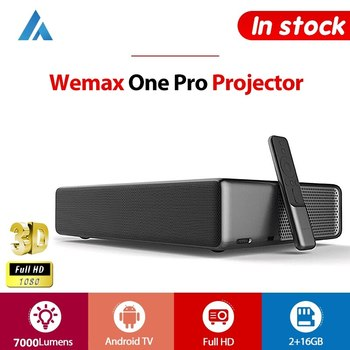 Xiaomi Ecosystem Laser Projector Full HD 1080P WEMAX ONE PRO ALPD 7000 Lumens Ultra short Home Theater Prejector