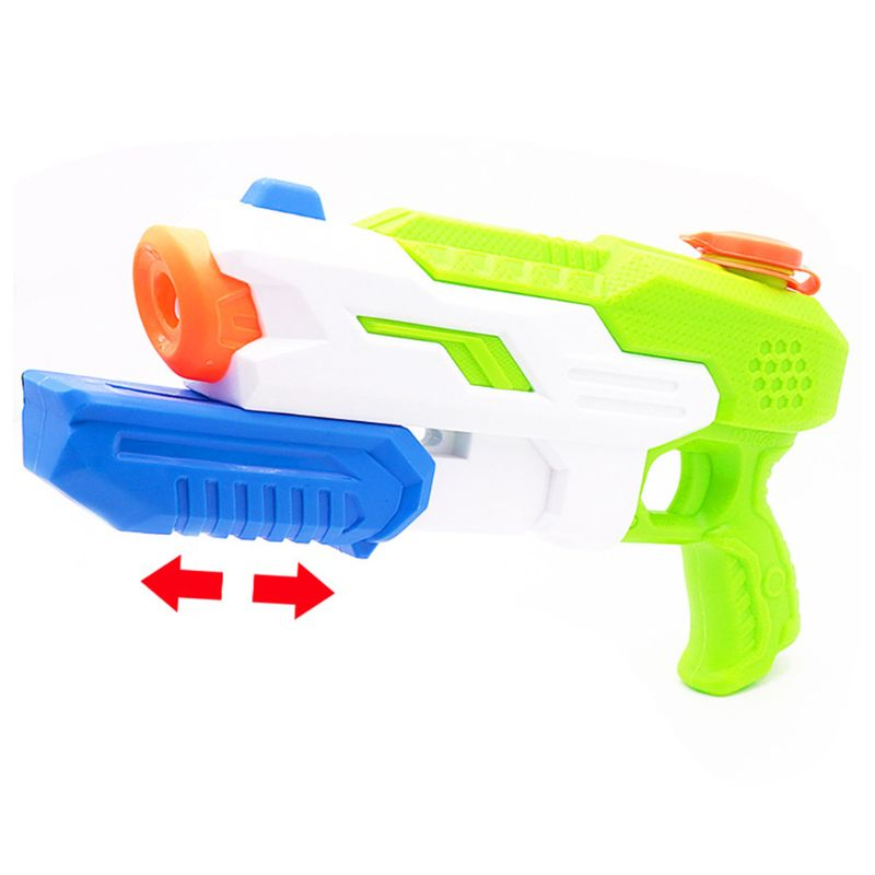 cheapest 2pcs Large Water Guns Water Play Game Shooter Toy Summer Swimming Pool Beach Toy For Children Kids Outdoor Sports Toys