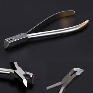 Image 4 - AZDENT 9 Sizes Dental Orthodontic Plier Band Removing Forcep bracket Brace remover plier Wire Back Plier Dental Instrument Tool