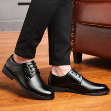 High Quality Autumn Winter Men Shoes Plus Size38-44 Business shoes Men Pu Leather Lace-up Men Vintage British Military Boots * new leather shoes men casual high quality black dress shoes autumn winter fashion shoes for men zapatillas hombre plus size38 48