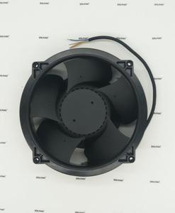 Image 2 - Frete grátis original alemanha ebm papst 20cm W1G180 AB31 01 24 v 4.3a 93 w ultra alta velocidade de alumínio quadro ventilador de refrigeração