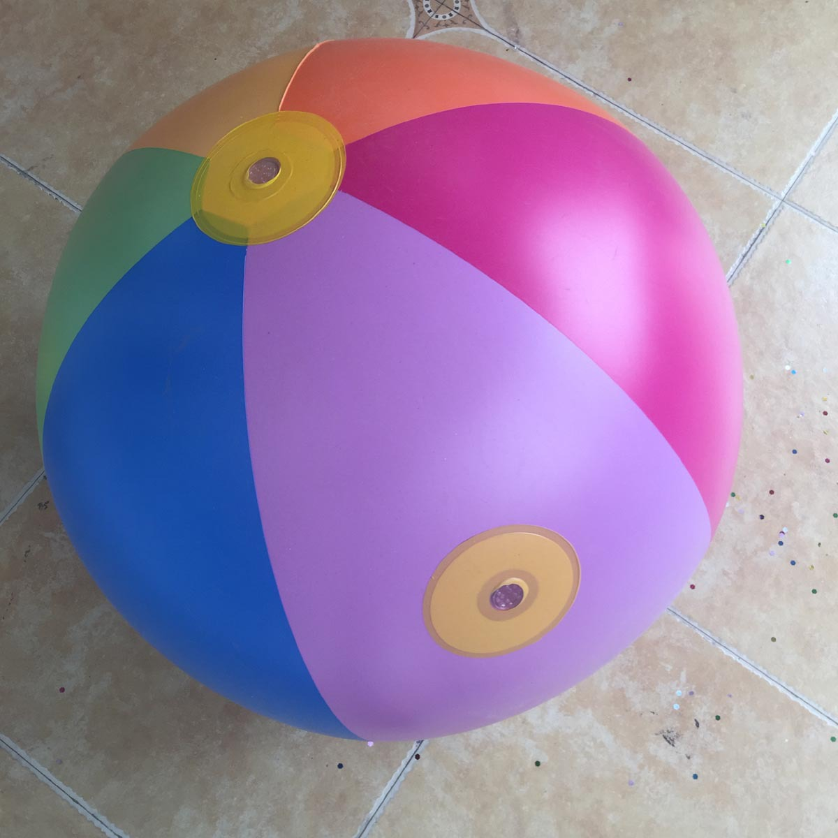 Inflatable Fountain Beach Ball Beach Ball Two Style Selection, Shipped The Same Day