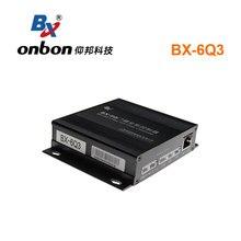 Onbon BX 6Q3 pełnokolorowa karta kontrolna led wsparcie 1024*384 jak BX V BX VS BX 6Q3L praca z BX V75 BX pełnokolorowa karta odbiorcza