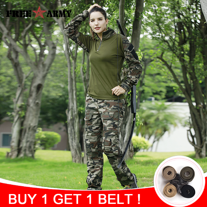 Uniform Frog-Suits Hunting-Clothing-Sets Camouflage-Sets Expansion Military-Training