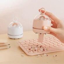 Cleaning-Tools Vacuum-Cleaner Desktop Household Mini Dust-Crumbs Small Handheld Rechargeable