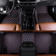 car floor mats case for ford escape kuga maverick 2015 customized auto 3d carpets custom fit foot liner mat car rugs black Car floor mats For LADA Granta Vesta Priora Kalina Largus auto carpet mat Custom foot mats for cars Interior handmade floor mats