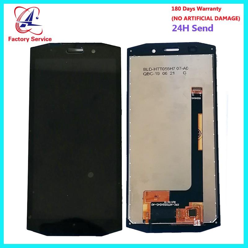 ЖК-дисплей и сенсорный датчик в сборе для Blackview BV5800, 5,5 дюйма, Android 8,1
