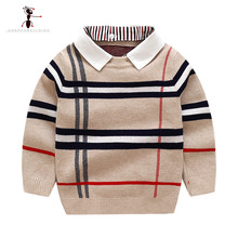 Kung Fu Ant 2019 New Arrival Casual Autumn Boys Sweaters for Boys O-Neck Or Turn-Down Cotton Knitted Kids Clothes  Tops цена 2017
