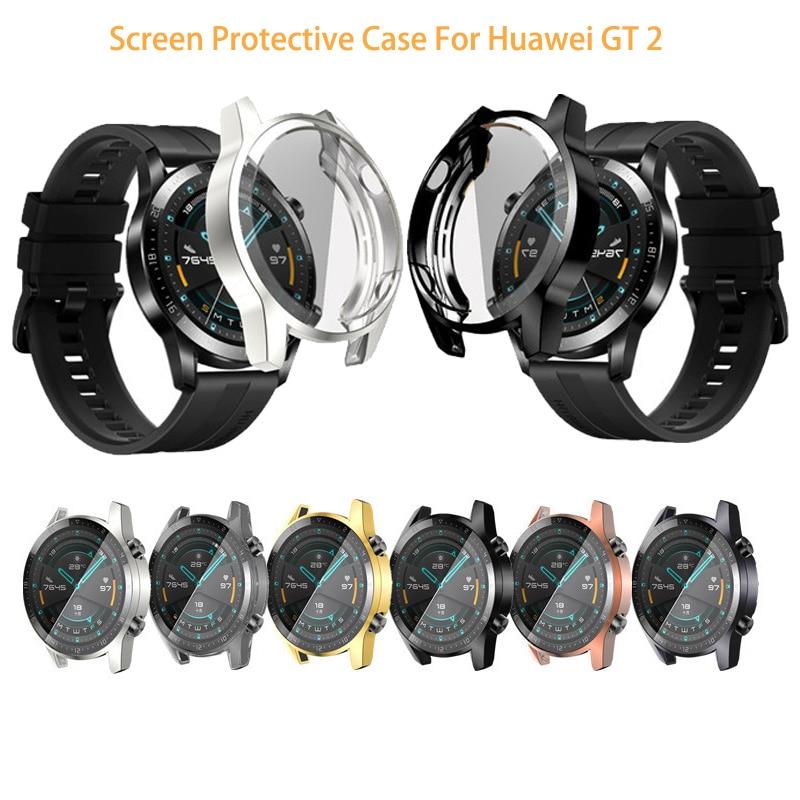 46mm Soft tpu Full Screen Protection