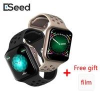 Eseed F8 smart uhren uhr männer IP67 Wasserdichte 15 tage lange standby Herz rate blutdruck Smartwatch Unterstützung IOS Android-in Smart Watches aus Verbraucherelektronik bei