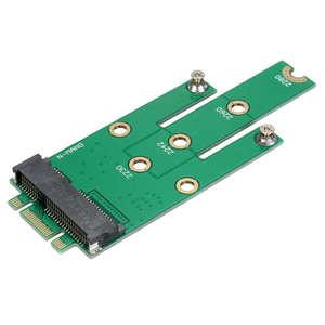 Msata Mini PCI-E 3.0 Ssd To Ngff M.2 B Key Sata Interface Adapter Card