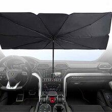 79*145/65*125cm Car Window Sunshade Foldable Windshield Cover Shield Curtain Auto Sun Shade Block Anti-UV Car Window Shade