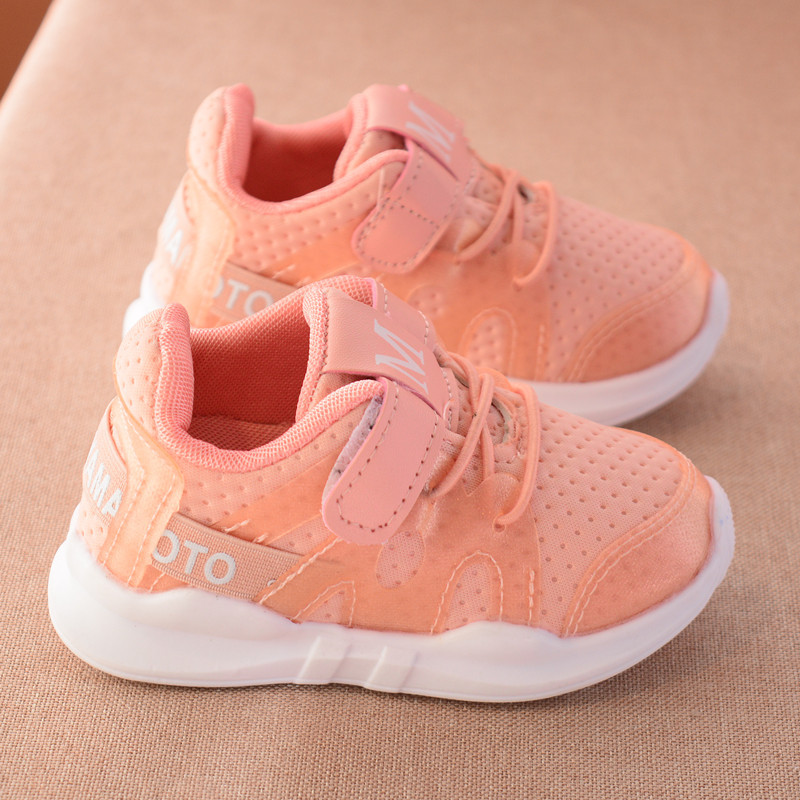 2020 Spring New Fashionable Net Breathable Leisure Sports Running Shoes For Boys Girls Comfortable Shoes For Boys Kids Shoes