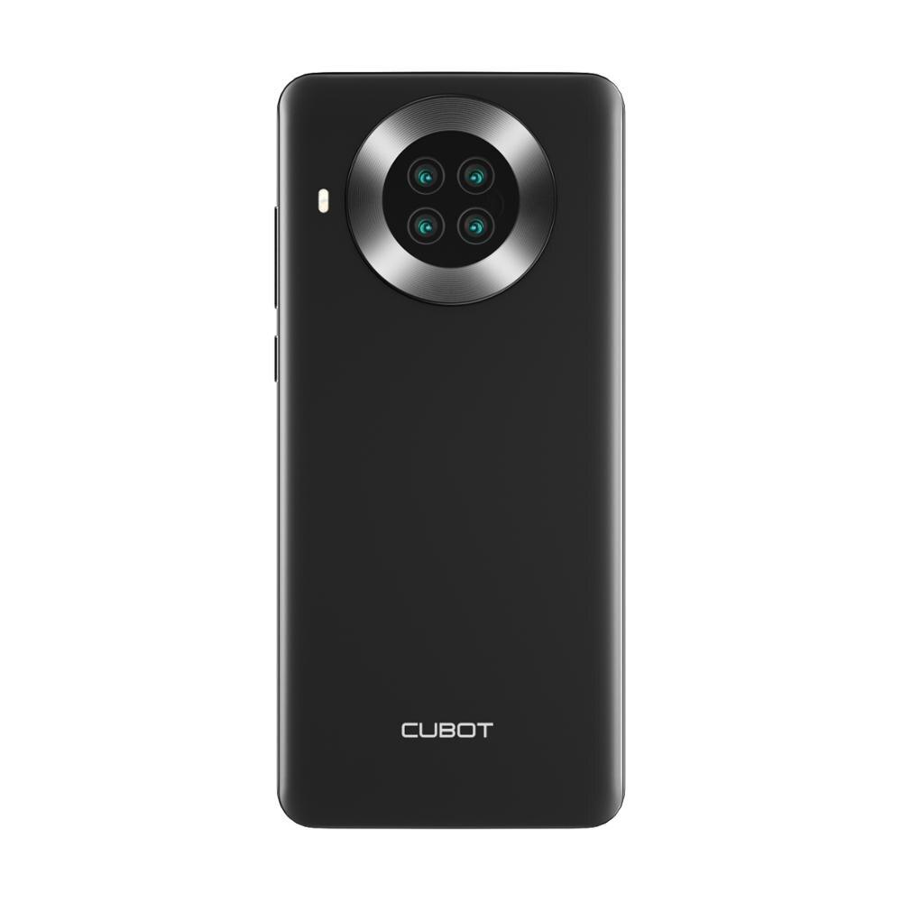 Cubot Note 20 Rear Quan Camera Smartphone NFC 6.5 Inch 4200mAh Google Android 10 Dual SIM Card Telephone 4G LTE 3GB+64GB Celular