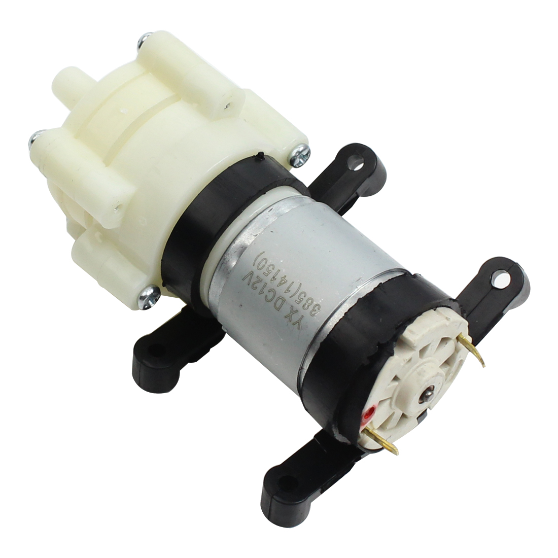 1PC Diaphragm Pump Water Cooling Pump Motor DC12V R385 Water Pumps For Water Fish Tank Small Micropump DIY Model Accessories