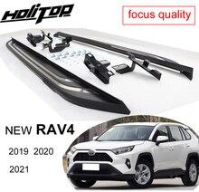 قضبان جانبية للوحة الجري OE ، لتويوتا RAV4 2019 2020 2021 ، جودة ISO9001 ، من المصنع القديم ، سعر خاص تعزيز 7 أيام