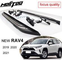 Etapas laterais da placa running da barra de oe para toyota rav4 2019 2020, qualidade iso9001, de facotory antigo, promoção especial do preço 7 dias