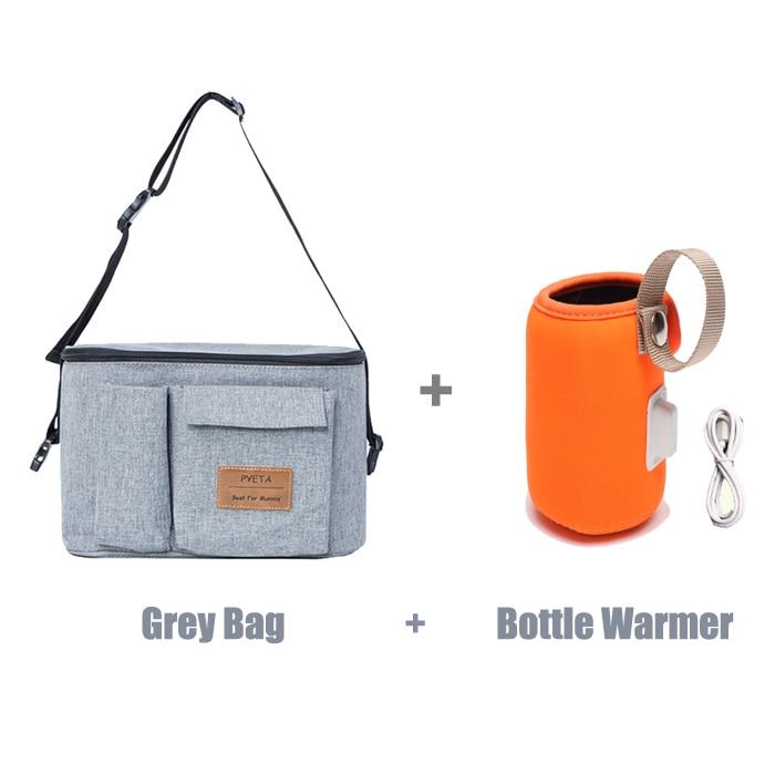 Grey and Warmer