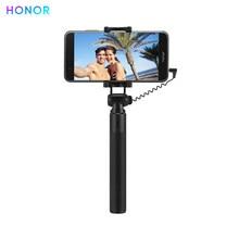 HONOR Selfie Stok telefoon statief Stablizer voor Smartphone met Dual Klem Uitschuifbare Pole 270-Graden Verstelbare Head monopod