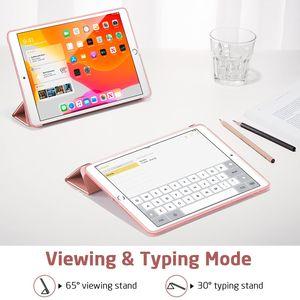 """Image 5 - ESR Cao Su Phủ Dành Cho iPad 7 2019 Bật Lại Slim Smart Ốp Lưng TPU Dẻo Trong Cho iPad 7th Gen 10.2"""""""