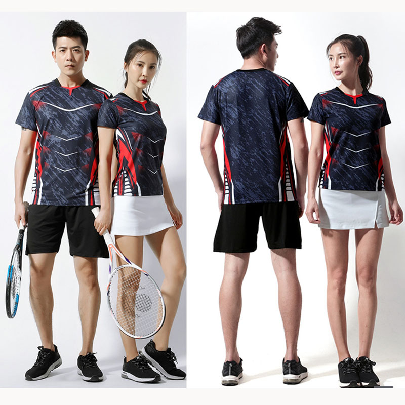 2020 Badminton Shirt men/Women ,Tennis Shirts, Table Tennis Clothes Men Sports Jerseys Customize team Sport Running Shirt Shorts